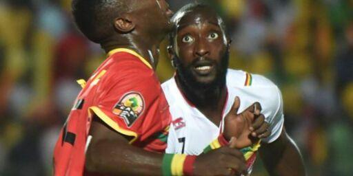 image: Guinea vant loddtrekning. Videre i afrikamesterskapet