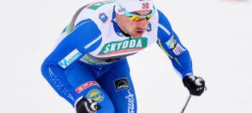 Petter Northug karret seg videre fra NM-prologen