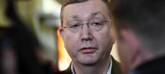 Biskop Eidsvig: - Klart man vurderer sin stilling