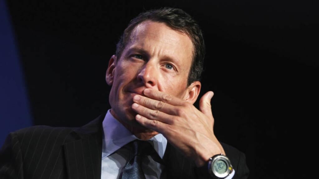 STAKK: Den dopingtatte syklisten Lance Armstrong har nok en gang havnet i hardt vær, etter at han kjørte på to biler i vintersportstedet Aspen, for deretter å stikke av fra stedet. Foto: REUTERS/Lucas Jackson/Files