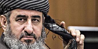 image: Krekar har gjort et stort intervju med arabisk TV-kanal i Oslo: «Er offer for et satanistisk spill»