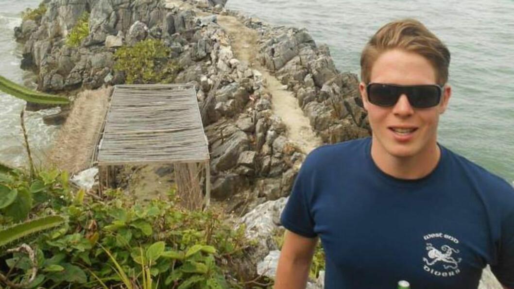 TRENGER REISEMAKKER: Jordan Axani (28) fra Toronto i Canada, har postet et innlegg på reddit.com der han etterlyser en reisekompanjong allerede i desember. Foto: GJENGITT MED TILLATELSE AV JORDAN AXANI