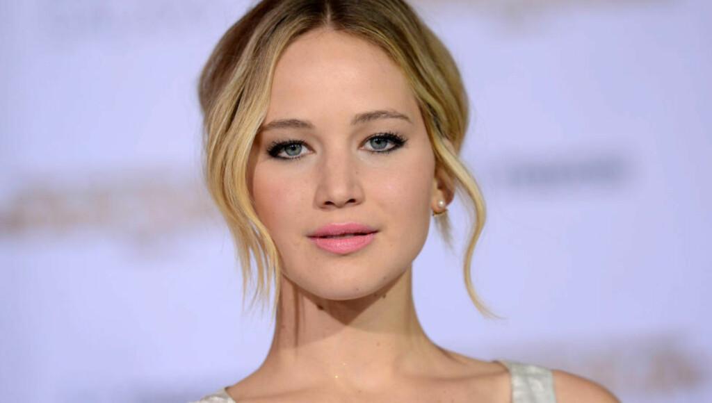 SKAL TROLIG JOBBE MED TYLDUM: Jennifer Lawrence er tilbudt hovedrollen i filmen Tyldum trolig skal lage for Sony. Foto: Stella Pictures