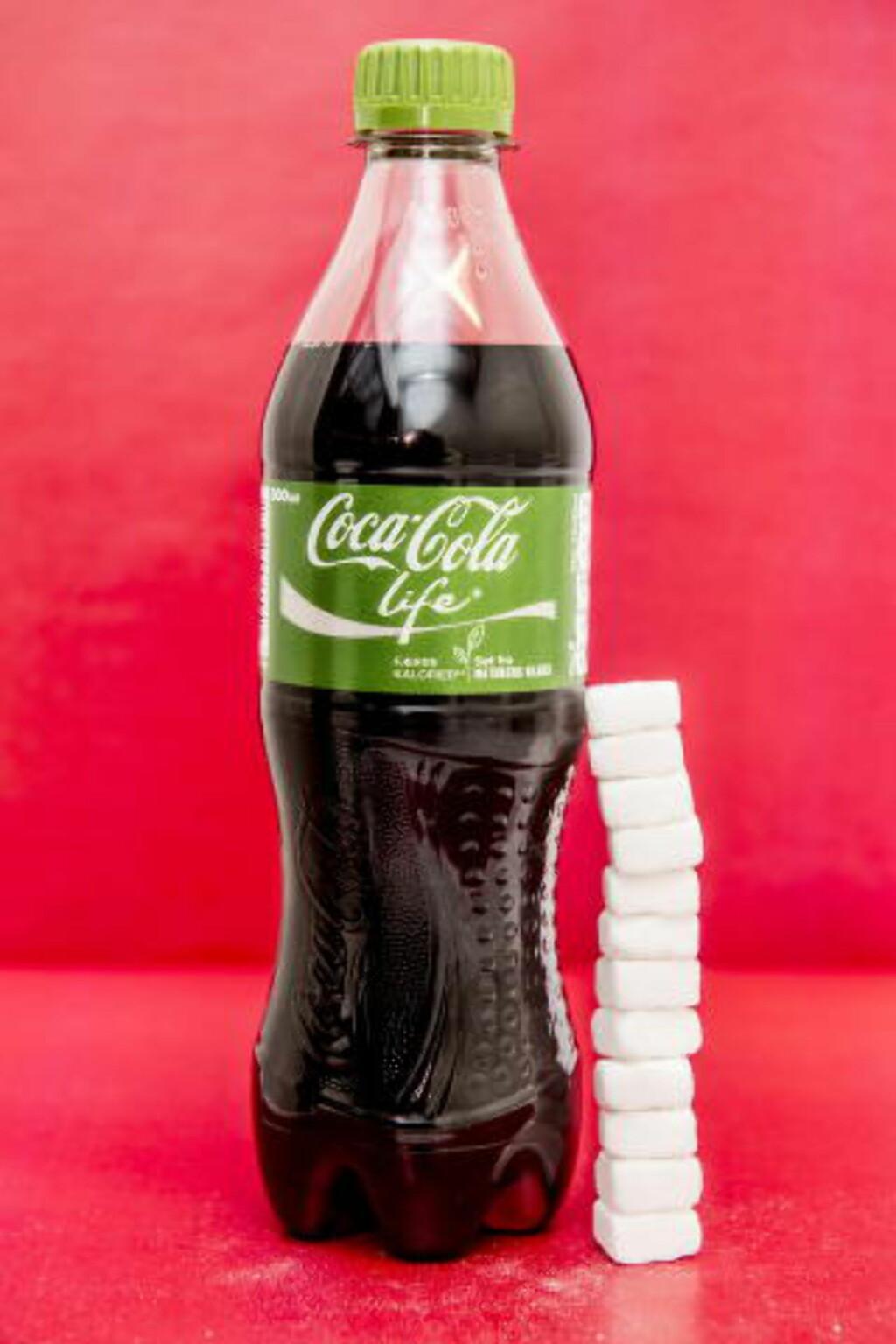 - Den nye Colaen lurer mer sukker i folk - Dagbladet