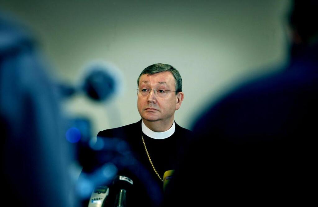 DIREKTE INNMELDING: Den katolske kirke innrømmer at de registrert «direkte innmelding på bakgrunn av nasjonalitet». Foto: Jacques Hvistendahl / Dagbladet