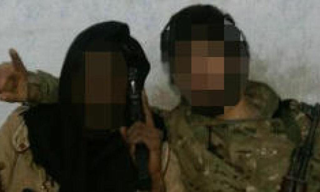 image: IS-kriger avslører hva som venter jihadist-kvinner i Syria