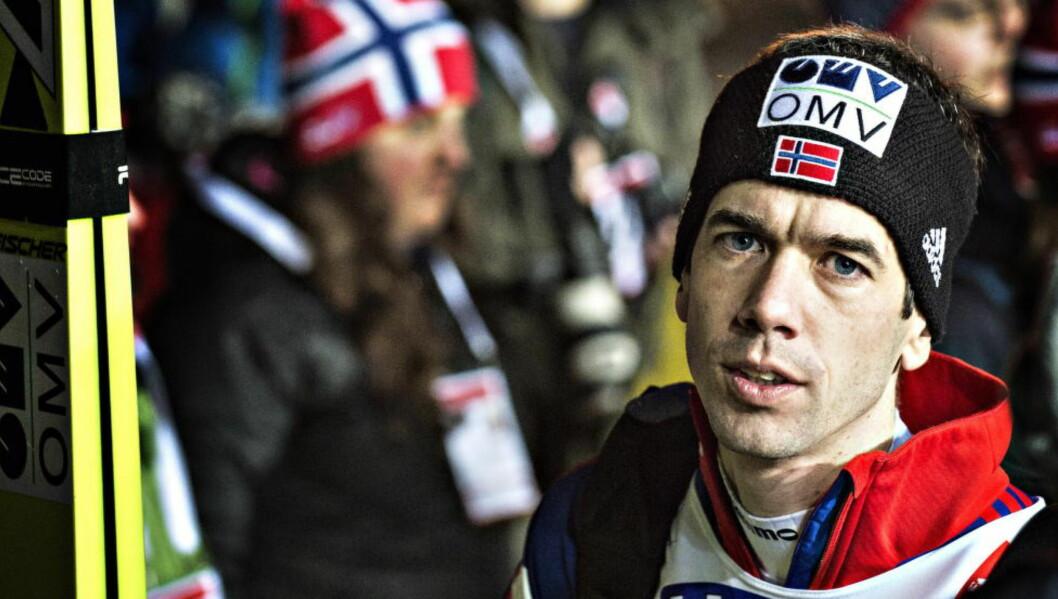 <strong>VISER FORM:</strong>  Anders Bardal ble nummer tre i gårsdagens kvalifisering.