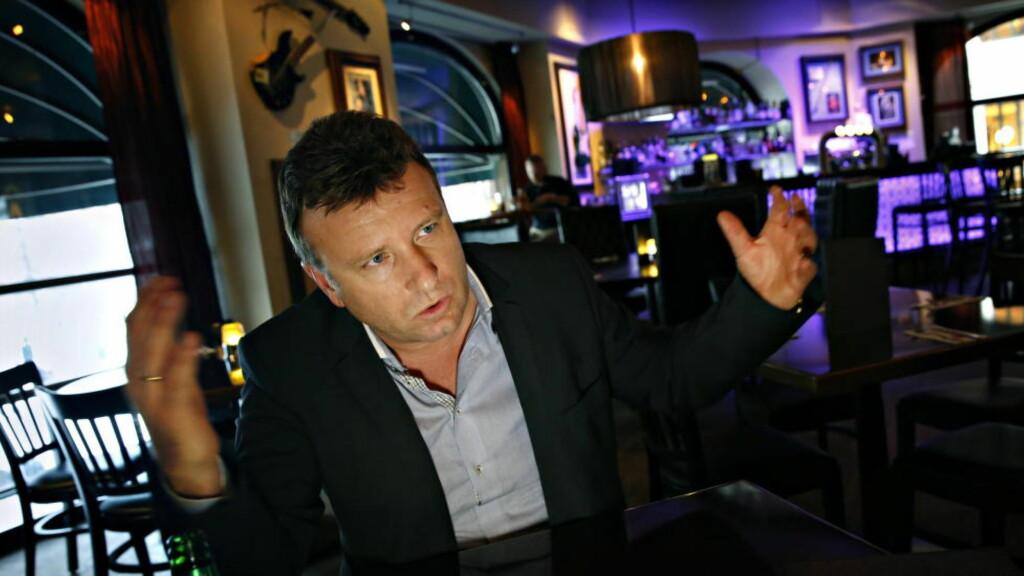 -IKKE REDD: Vebjørn Selbekk mener mulla Krekar er en klovn, men er bekymret for at Krekars ideer kan påvirke andre.  Foto: Jacques Hvistendahl / Dagbladet