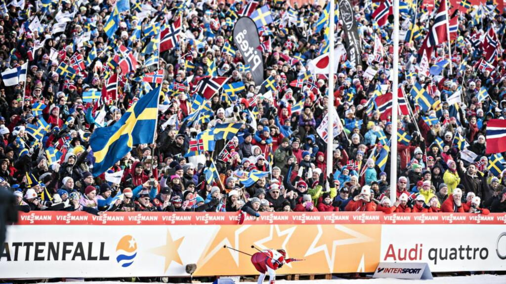 DE BESTE VAR BEST :  Falun 2015 ble et mesterskap fri for ubehagelige overraskelser. Det forteller om en renere sport. FOTO: Hans Arne Vedlog/Dagbladet..