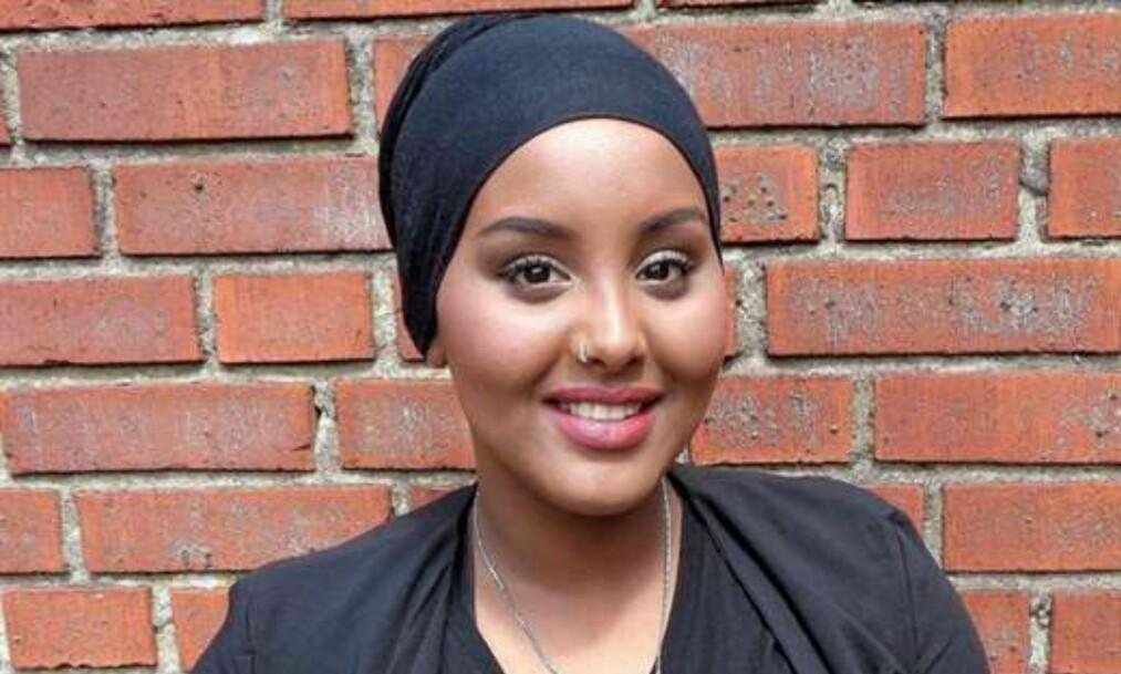 <strong>FÅR STØTTE:</strong> Etter å ha lagt ut et innlegg på Facebook der hun forteller om hendelsen, har 19-åringen fått en hel del støttende kommentarer. Foto: Privat