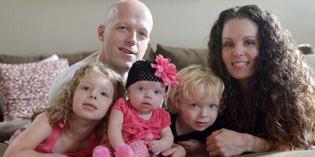 image: Han tok de tre barna med til fornøyelsesparken. Dagen etter var de alle døde