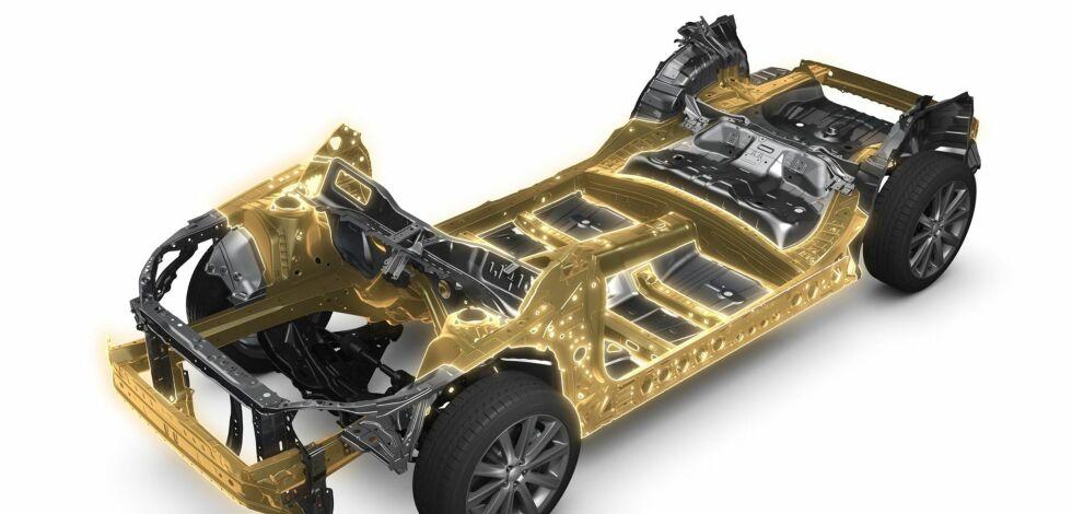 image: Subaru viser elbil