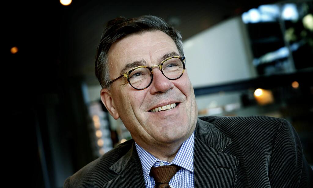 SKATT: Forretningsmann og finanstopp Stein Erik Hagen sier til Dagens Næringsliv at dattera har spart 2,2 milliarder skattekroner på å ikke bo i Norge. Foto: Jacques Hvistendahl / Dagbladet