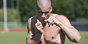 image: Da pappa Magne døde og onkel Erling ble tatt for Nokas-ranet, ga Kai Robin opp boksinga