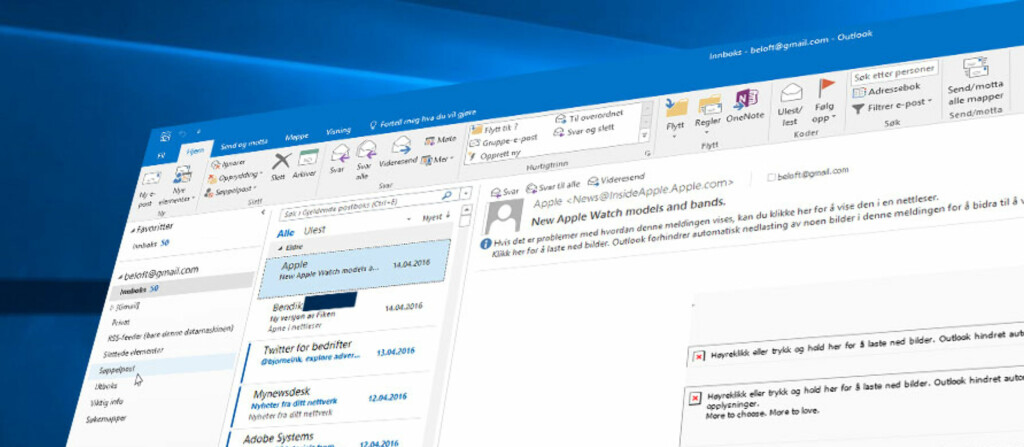 <B>LEI AV ROTET?</B> Ta tilbake kontrollen over innboksen i Outlook 365