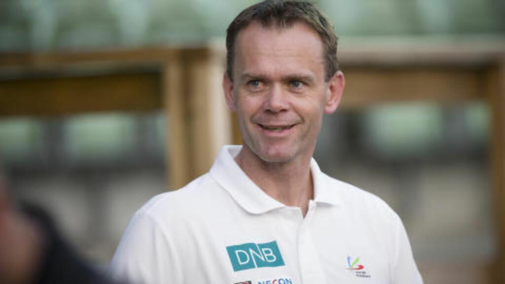 BRYTER: Sportssjef i Norges Friidrettsforbund Ronny Nilsen. Foto: Audun Braastad / NTB scanpix