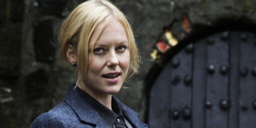 image: Ingrid Bolsø Berdal spiller mot Anthony Hopkins i ny HBO-serie