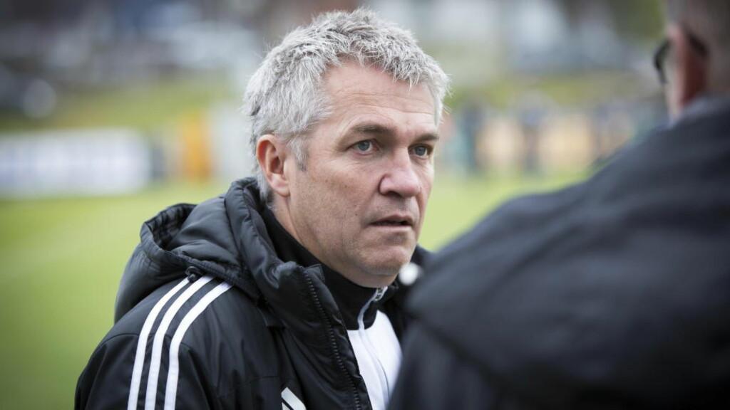 BLIR ROSENBORG-TRENER: Dagbladet får i dag bekreftet at det er Rosenborgs mildertidige trener, Kåre Ingebritsen, som får jobben permanent. Foto: Ole Morten Melgård.
