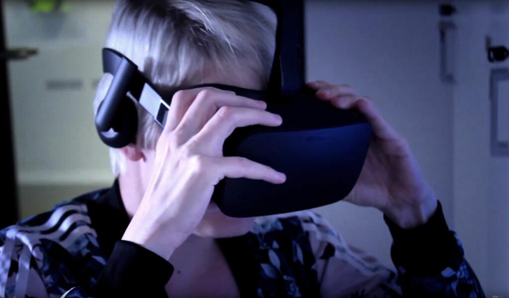 DRØMMEN: Bor det en nerd i deg, bor det trolig en drøm om VR i deg også. Nå kan drømmen bli virkelighet, med blant annet Oculus Rift. Foto: OLE PETTER BAUGERØD STOKKE