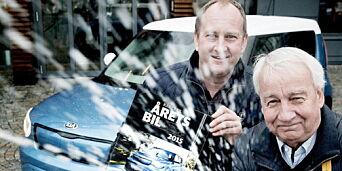 image: Her er Årets Bil 2015