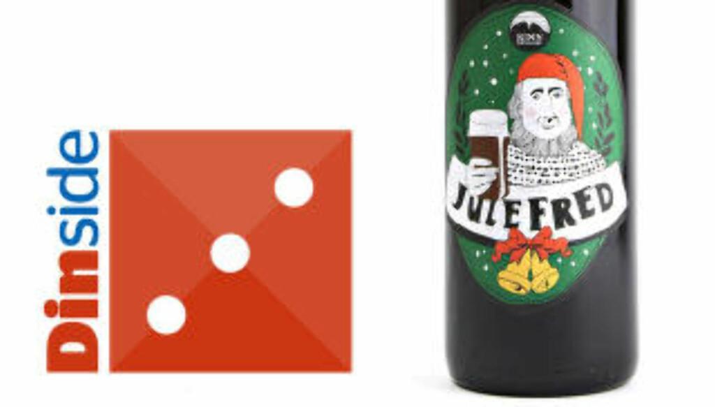 image: De aller fleste juleølene i butikk får terningkast tre eller lavere