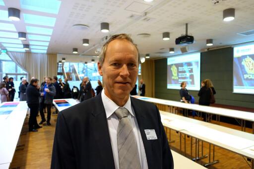 Politiinspektør John Kristian Thoresen. Foto: KRISTIN SØRDAL