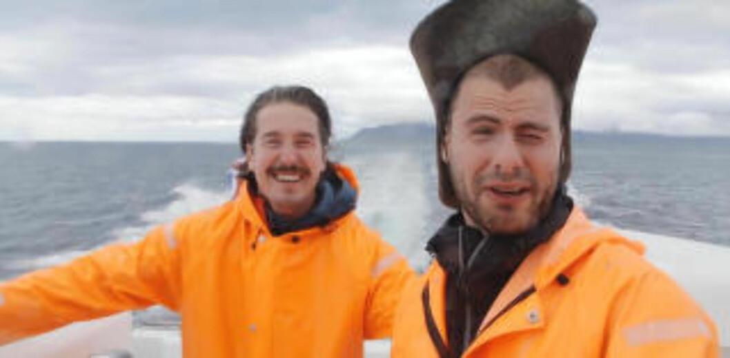 VINDFYLT: Dagbladet besøkte Island i sommer med reiseprogrammet  #Delverden.