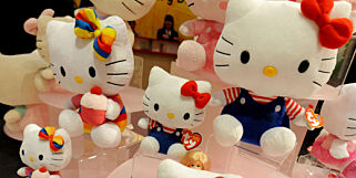 image: Trodde du «Hello Kitty» var en katt?