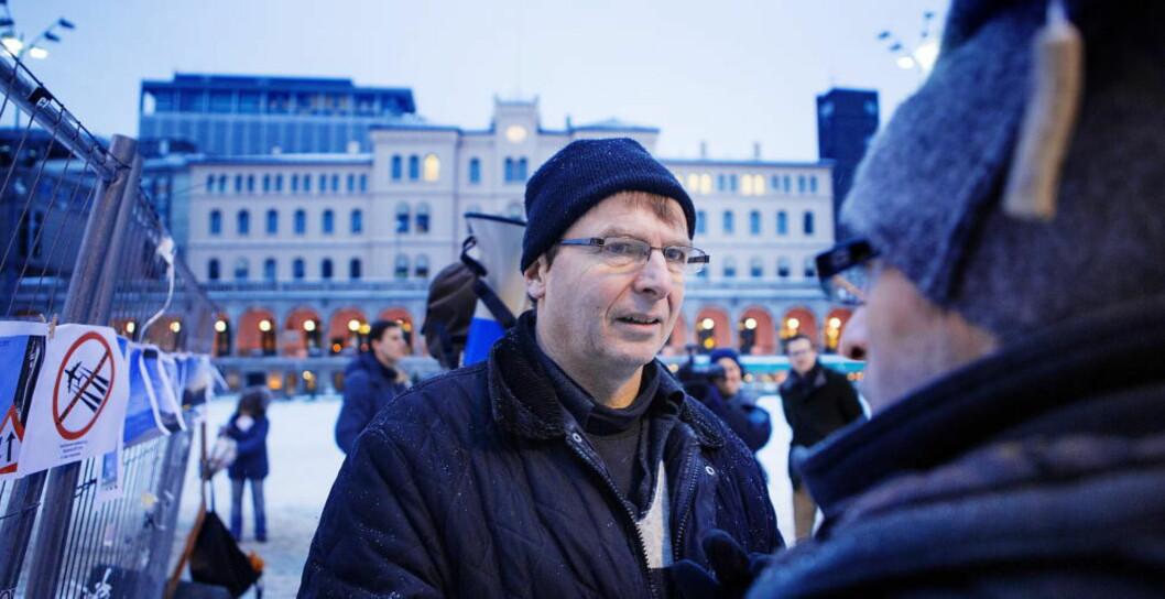 <strong>OMSTRIDT OPPTREDEN:</strong> NRKs presentasjon av Hans Gaarder som «uavhengig forsker» har skapt reaksjoner. Foto: Christian Roth Christensen / Dagbladet