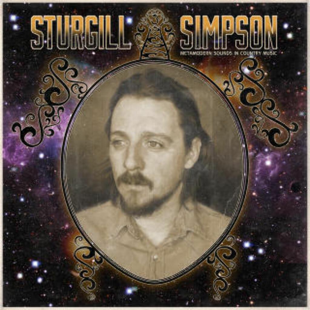 LISTETOPP (x2): Sturgill Simpson nådde helt til topps både hos Fredrik Wandrup og Sven Ove Bakke.