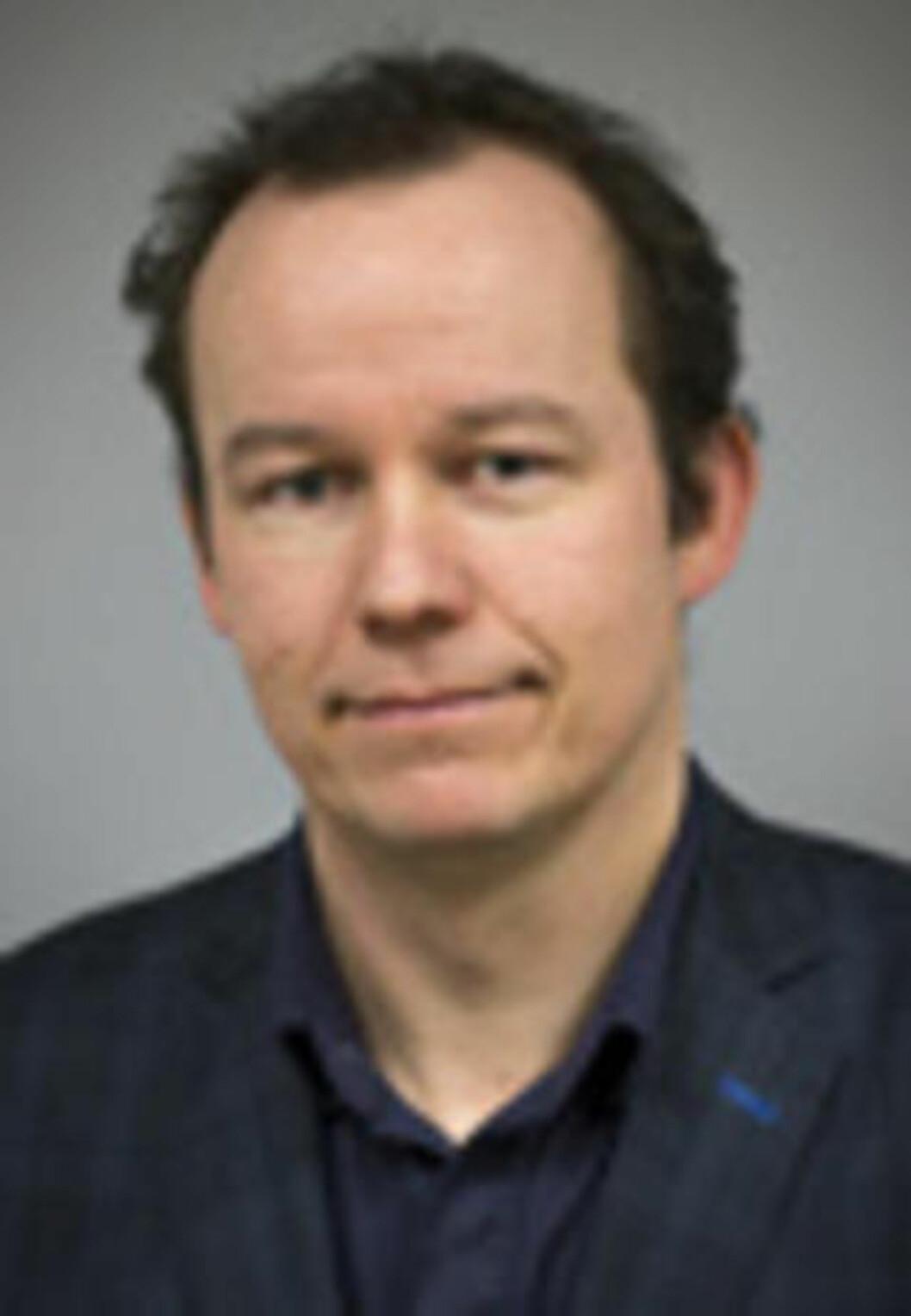 <strong>EKSPERT:</strong> Direktør for operativ avdeling i NSM, Hans Christian Pretorius. Foto: NSM