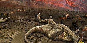 image: Ny forskning: På vei mot jordas sjette masseutryddelse