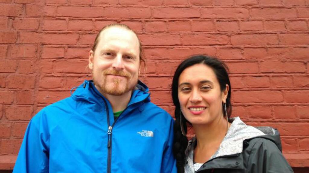 FORSKERE: Tobias Olofsson og Alejandra Vásquez er to av forskerne bak den nye studien. Foto: Privat