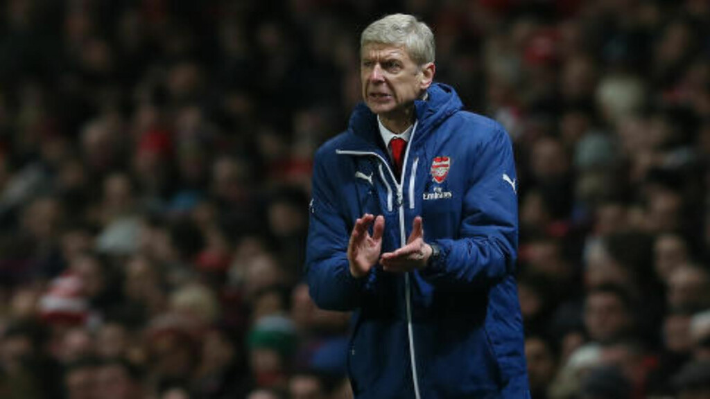 MOTSTANDER: Søndag venter Arsene Wenger og Arsenal for Liverpool på Anfield. Foto: AP Photo/Tim Ireland/NTB Scanpix