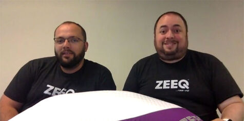 image: ZEEQ - «smartputen» som skal stoppe snorkingen