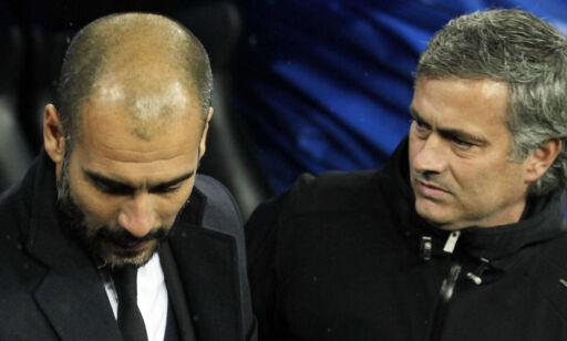 image: Mourinho hevder Guardiola er skallet fordi han ikke liker fotball