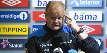 image: Visste Høgmo hva han gjorde har han Fotball-Norges største baller