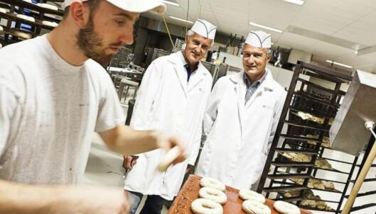 Tjener fett på brødbaking - sitter igjen med millioner