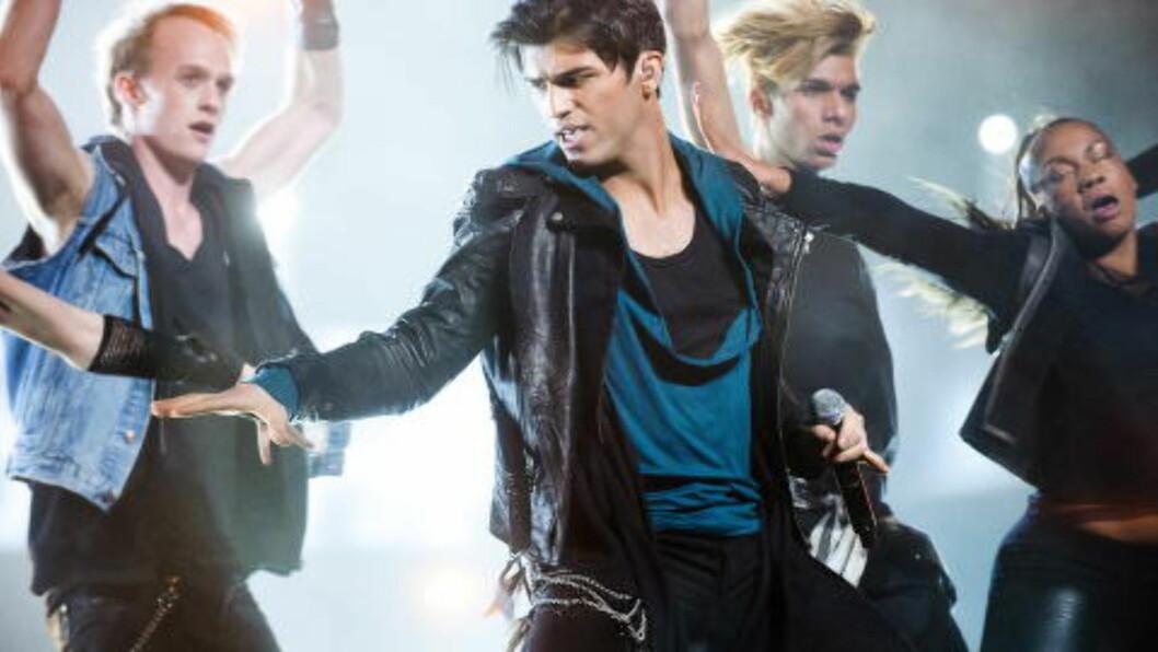 <strong>MGP-TOOJI:</strong> Tooji vant Melodi Grand Prix og representerte Norge i Eurovision 2012. Mye har skjedd siden den gang.   Foto: Håkon Eikesdal / Dagbladet