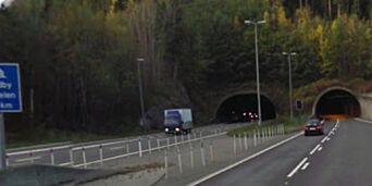 image: 8-åring bak rattet i motorveitunnel