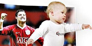 image: Nei, gutten din skal nok ikke bli en fotballstjerne