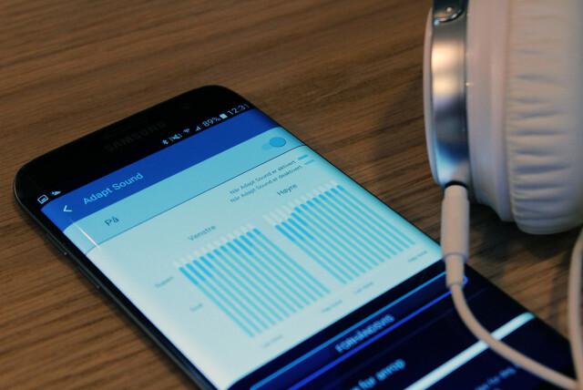 Slik bruker du Samsung Adapt Sound - DinSide