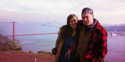 image: Langreist musikk fra norskamerikansk duo
