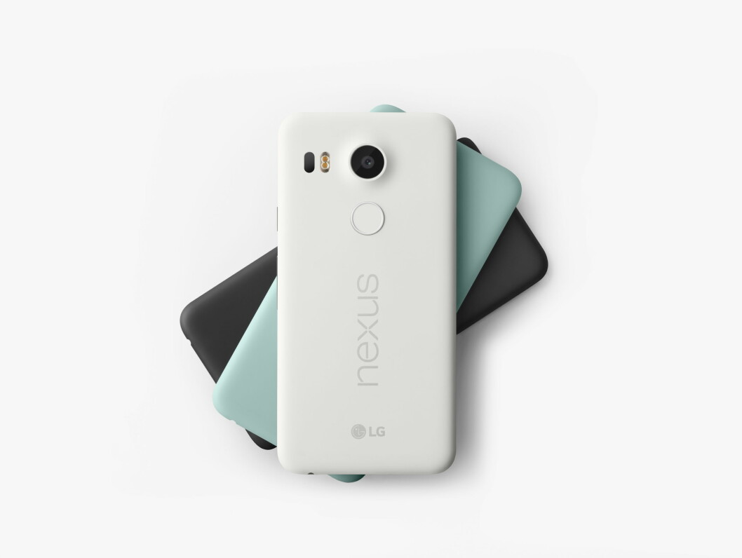 <strong><strong>VANILJE:</strong></strong> Nexus-telefonene kjører Android slik Google har laget det, og står alltid først i køen når det kommer en ny, stor Android-oppdatering. Foto: GOOGLE
