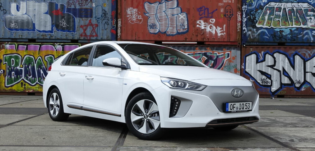 TEST: Hyundai Ioniq - svært attraktiv elbil