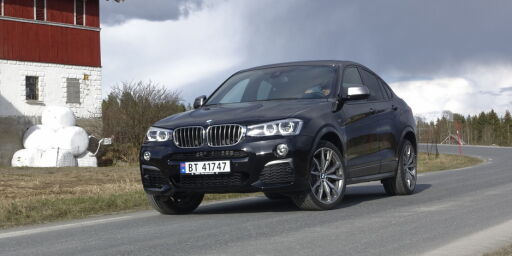 image: TEST: BMW X4 M40i