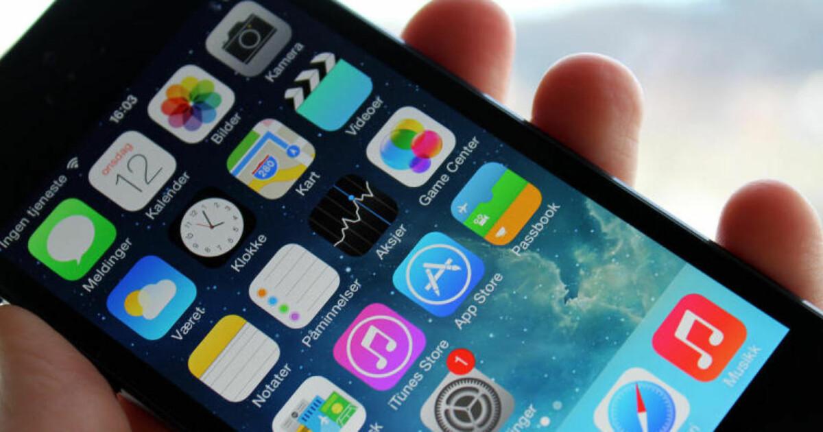 4c2763c9 Selge din gamle iPhone? - Dagbladet