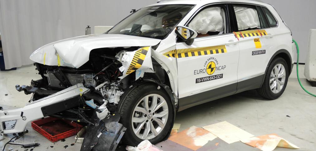 Euro NCAP: Autobrems kan gjøre forskjellen