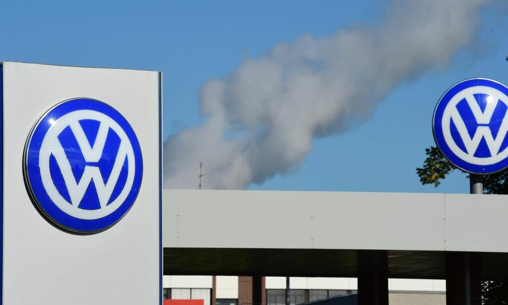JOBBER RYKER: Rundt 23.000 av stillingene kommer til å forsvinne bare i Tyskland, opplyser VW fredag.  Foto: NTB Scanpix