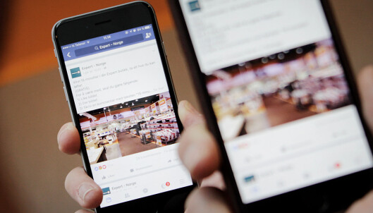 Falske Facebook-konkurranser er Norges nye folkesykdom